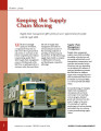 Keeping the supply chain moving