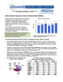 2011 1st quarter, Minnesota quarterly export statistics
